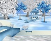 BLUE ICE WINTER WEDDING