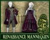 Renaissance Mannequin