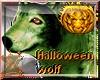Special Halloween Wolf