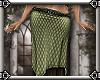 ~E- Autumn Skirt Green