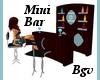 Mini Bar Stand 7p