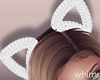 Kitty Christmas Ears