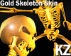 [KZ] Gold Skeleton Skin