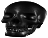 Black Skull Seat