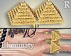 ▲ Pyramids Rings R