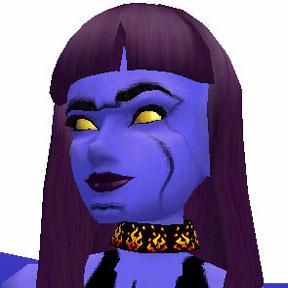 Purple Varient Keiko