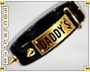 !0h! Collar | Daddy's