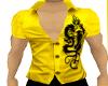 yellow dragon shirt