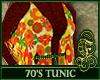 70's Tunic Orange