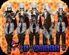 K~ 5 Assassin poses
