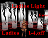 Ladies Light DJ Effects