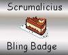 [S] cake bling