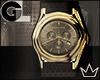 GL| Lux Lthr Band Watch