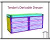 Derivable Low Dresser V1