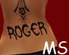 MS Roger Tattoo