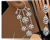 (I) Snow Flakes Earings