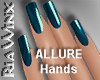 Wx:Sleek Allure Aqua