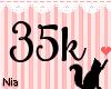 35k Support Sticker