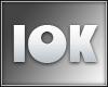 10K STICKER
