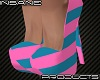 Zoes - Stripes Shoes
