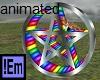 !Em Rainbow Pentagram