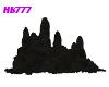 HB777 BC Rock Wall