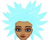 Super Saiyan Blue Hair