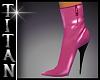 TT*Pink Ankle Fantasy