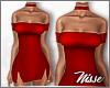 n  RL Romantic Red Dress