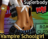Vampire Schoolgirl SB