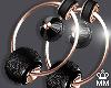 mm. Geode Earrings