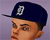 Letter D Baseball Cap