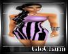Glo* KatiDress~Purple