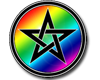 Pride Pentagram