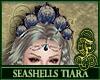 Seashells Tiara Frost