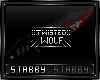 Z|Twisted Wolf !Badge!