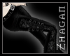 [Z] Gothic Flare Pants