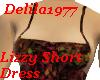 Lizzy Short Dress-Mix1