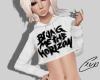 BMTH Crop Sweater | F
