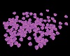 Rose Petals Purple