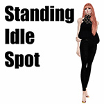 Standing Idle Spot