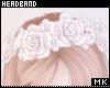 金. Flower Crown