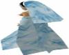 Sky Blue Shawl