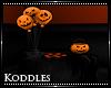 !K! Halloweener Table