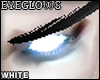 Eyeglows ~ WHITE ~ Male