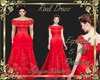 REAL DRESS GOOGLE RED
