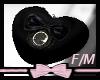 Lolita Heart Brooch