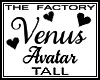 TF Venus Avatar Tall
