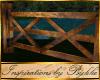 I~Old Pine Fence Gate