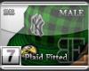 [BE]GreenPlaid|FiitedM